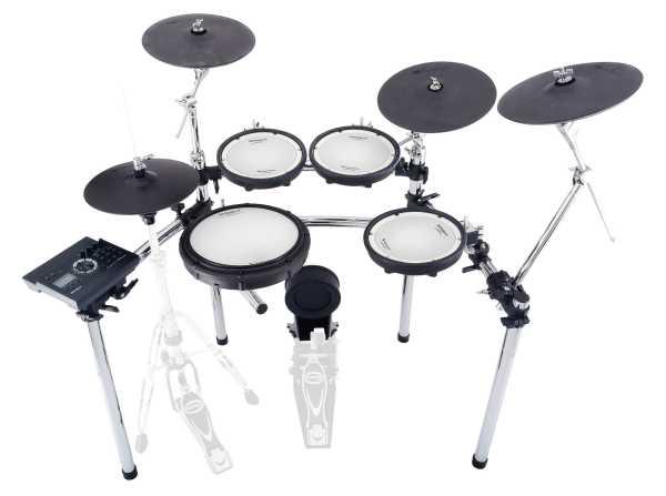 Roland TD-17KVX drum-tec Edition BIG RACK