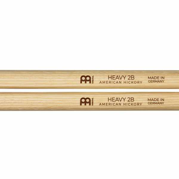 Meinl 2B Heavy SB110 Sticks Made in Germany
