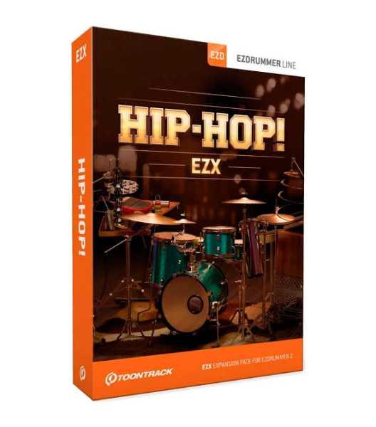 Toontrack Hip Hop! EZX [Download]