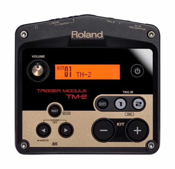 Roland TM-2 Pad Expansion Bundle #4