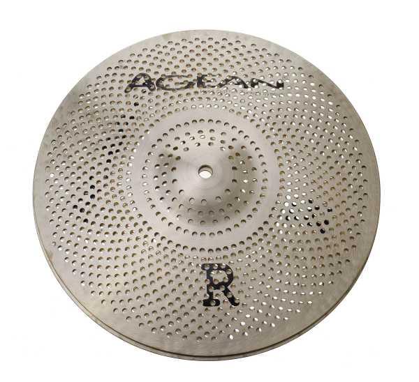 """Agean """"R"""" Low Noise 13"""" Hi-Hat"""