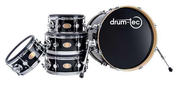 drum-tec diabolo Shell Set (black)