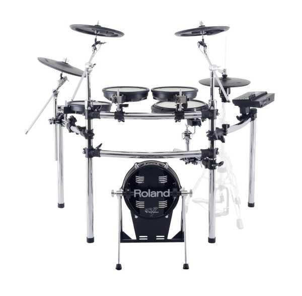 Roland TD-17KVX drum-tec Edition BIG BASS
