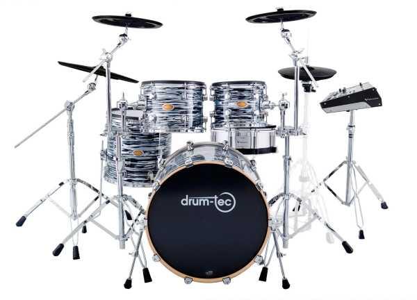 drum-tec pro custom Stage mit Roland TD-50DP