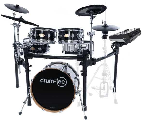 drum-tec diabolo Stage mit Roland TD-50DP