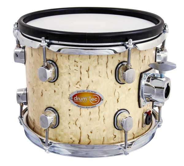 """drum-tec pro-s Tom 10"""" x 8"""" (ice birch)"""
