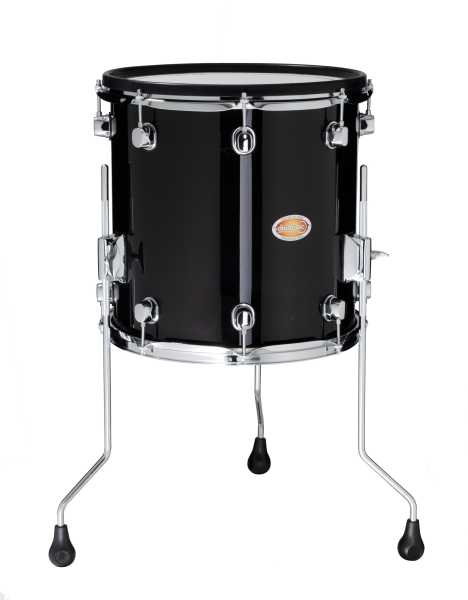 "drum-tec pro Floor Tom 14"" x 14"" (black)"