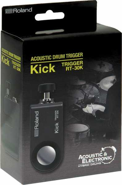 RT-30K Acoustic Drum Trigger