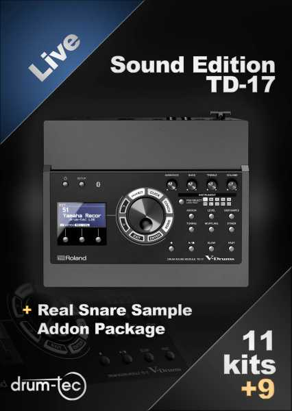 Roland / ATV drum-tec Edition EXS-Full Sized
