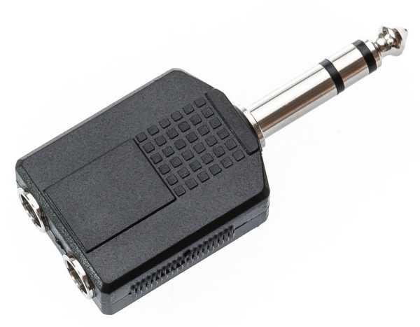 t&m Audiokabel A201 Stereo Klinkensplitter