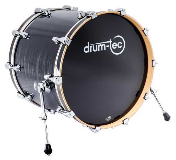 drum-tec pro custom 4-tlg. Shell Set