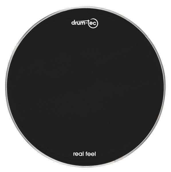 drum-tec real feel Mesh Head (black)
