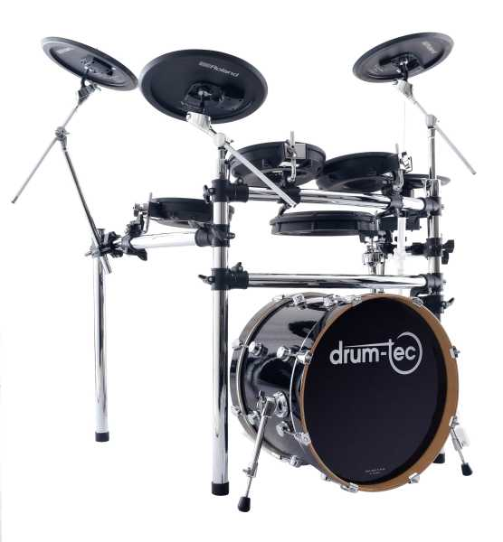Roland TD-17KVX drum-tec Edition REAL FEEL
