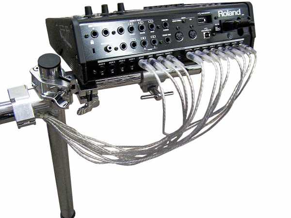 drum-tec Racksystem Pro Cable Tube