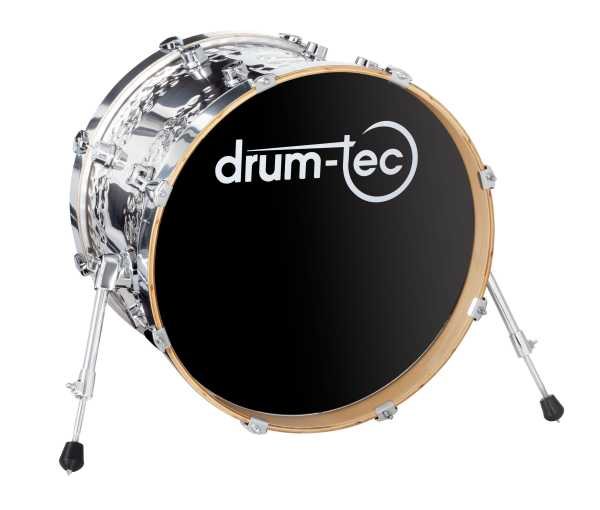 "drum-tec diabolo Bass Drum  18"" x 12"""