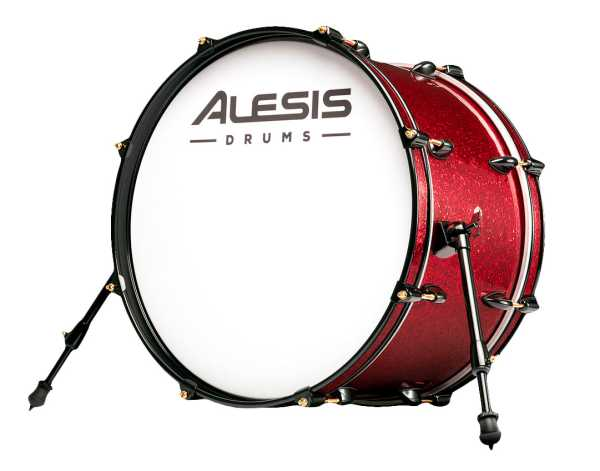 "Alesis Strike Pro Kit Special Edition mit 20"" Kick"