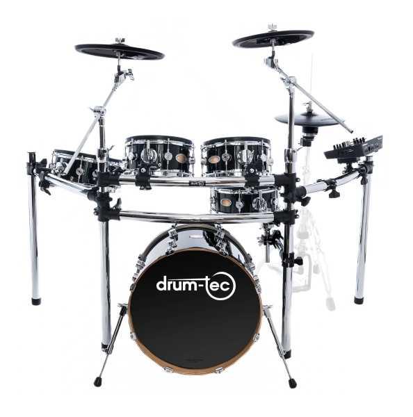 drum-tec diabolo Rock mit Roland TD-25 (black)