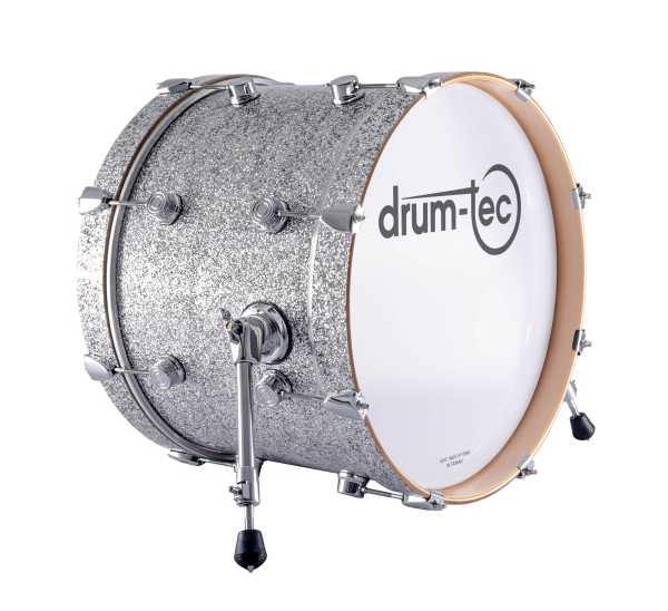"drum-tec diabolo 18"" Real Feel E-Drum Kick"