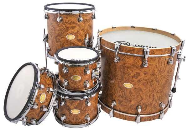 drum-tec pro-s Shell Set (walnut roots)