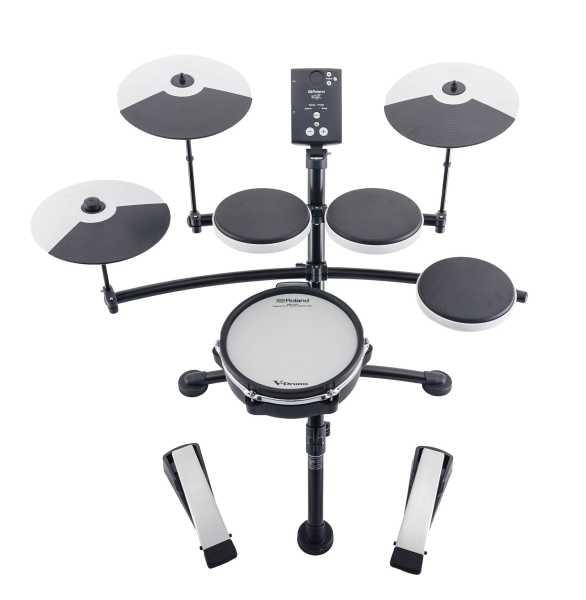 """Roland TD-1KVX V-Drums mit 10"""" Meshhead Snare"""