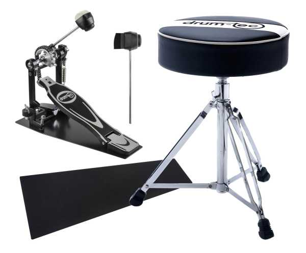 drum-tec E-Drum Add-on Package PRO