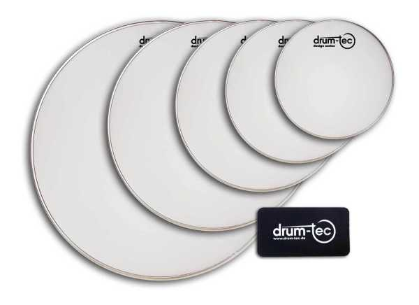 drum-tec design Mesh Head Set Rock