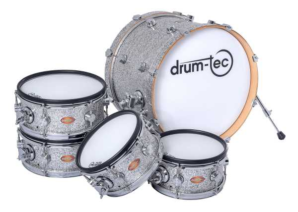 drum-tec diabolo Shell Set
