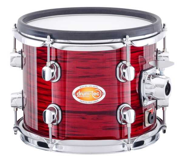 "drum-tec pro custom Tom 10"" x 8"""