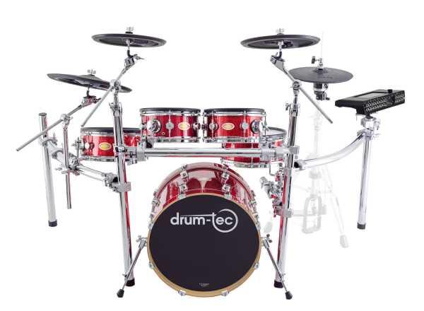 drum-tec diabolo Pearl Mimic Pro (red sparkle)