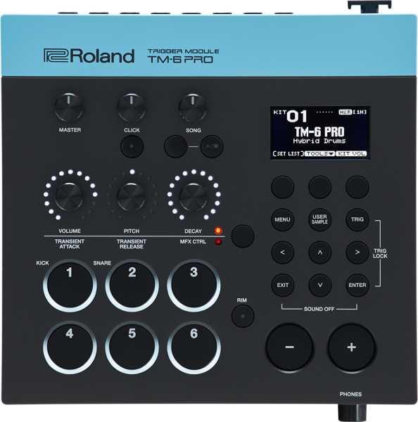 Roland TM-6pro Bonus Bundle