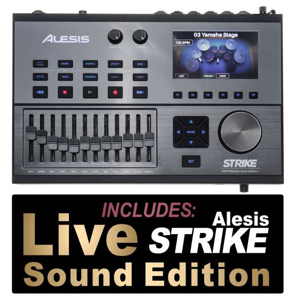 Alesis Strike Performance Drum Module