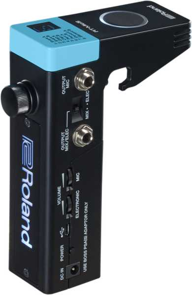 Roland RT-MicS Elektro Acoustic Drum Trigger