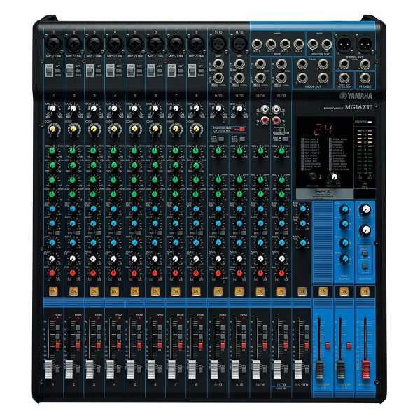 Yamaha MG16XU 16 Kanal Mixer