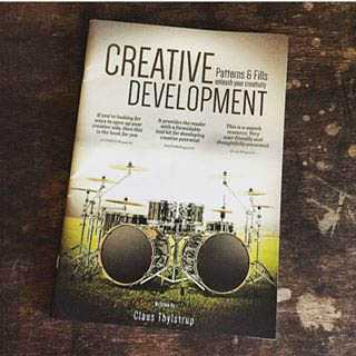 "Buch ""Creative Development - Patterns & Fills"""