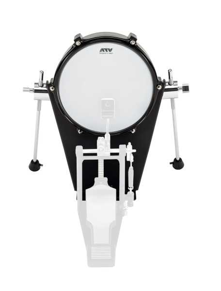 ATV xD-K10 Kick Drum Pad