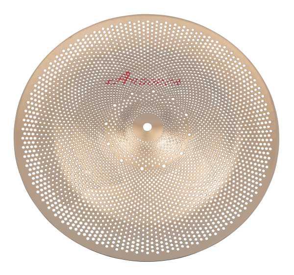 "Arborea Bronze-8 Low Noise Cymbal 16"" China"