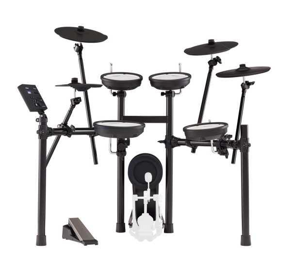 Roland TD-07KV drum-tec Edition Full Cymbals