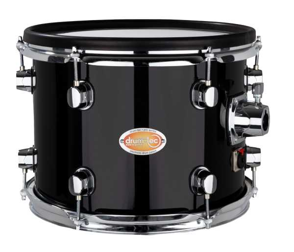 drum-tec pro Shell Set (black)