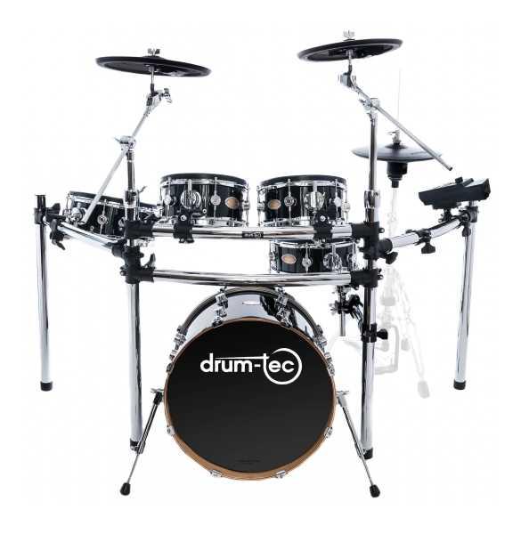drum-tec diabolo Rock mit Roland TD-17