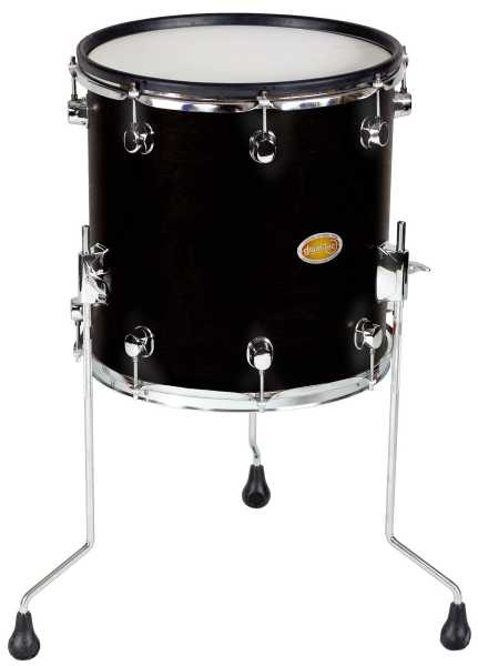 drum-tec pro Jazz mit Roland TD-50DP (black)
